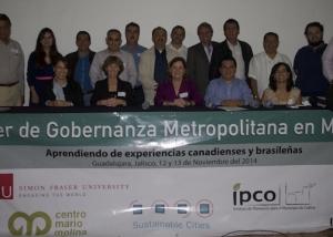 Metropolitan Governance in Mexico