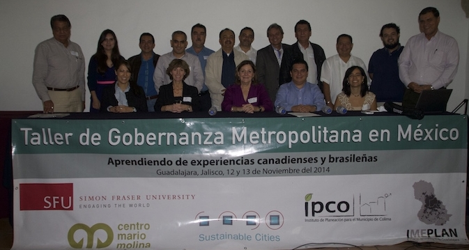 Metropolitan Governance in Mexico